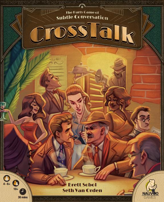 CrossTalk Box Art