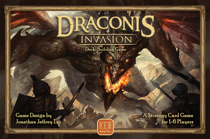 Draconis Invasion Cover Art