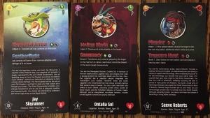 Galatune Champion Cards Back