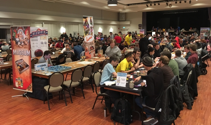 Terminal City Tabletop Convention Hall