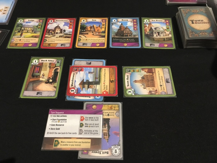 Terminal City Tabletop Convention - Town Builder