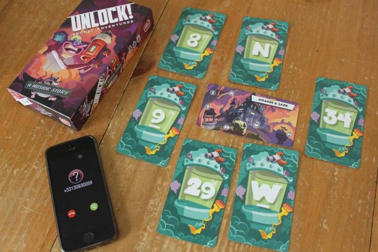 Unlock A Noside Story Setup