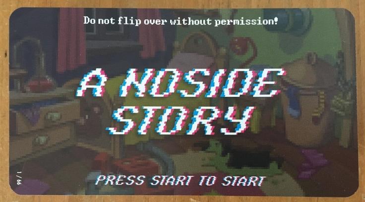 Unlock A Noside Story Start Card