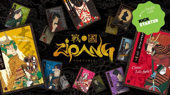 Zipang-Portable