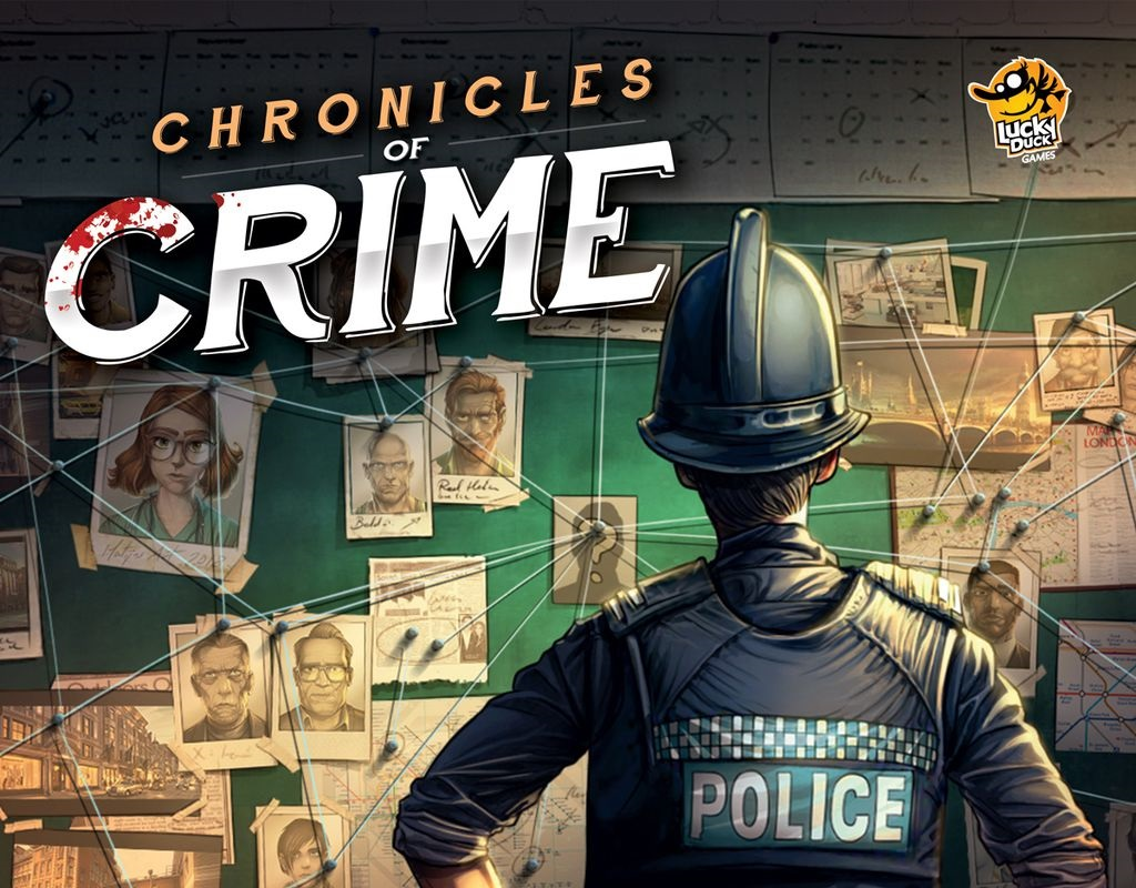 Chronicles of Crime – Table Talk Reviews image